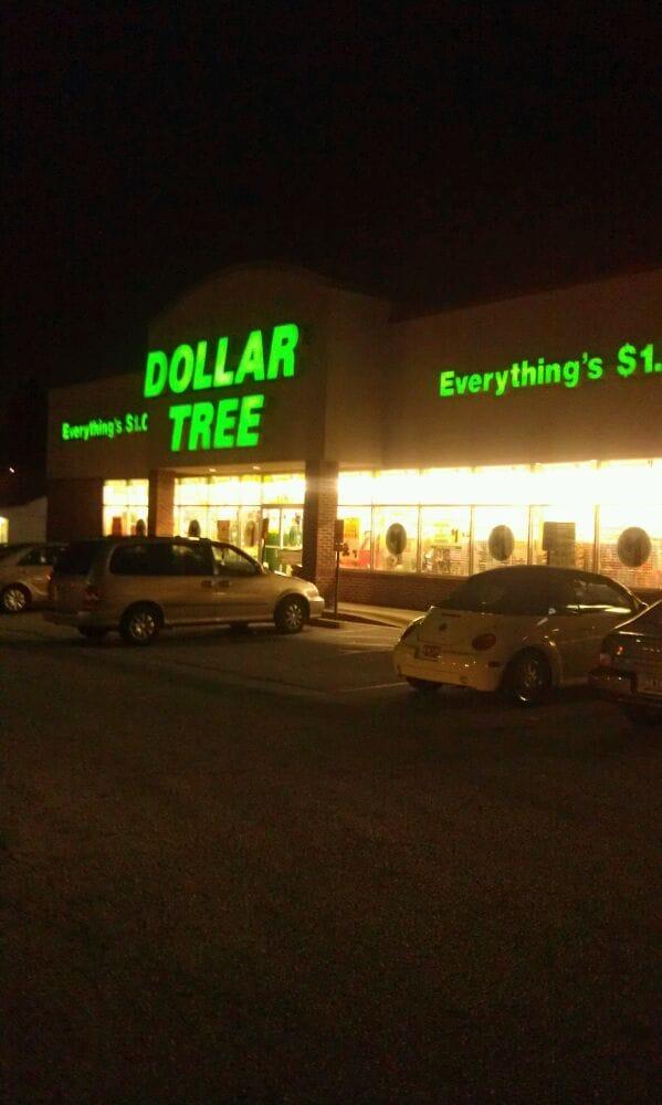 Dollar Tree Stores: 6919 Calhoun Memorial Hwy, Easley, SC