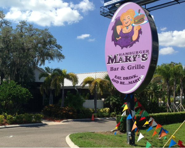 Hamburger Mary's: 28910 US Hwy 19N, Clearwater, FL