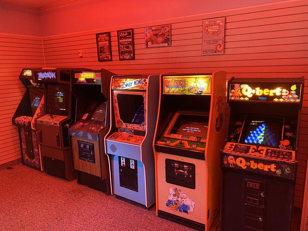 Klassic Arcade 2.0: 206 S State St, Gobles, MI