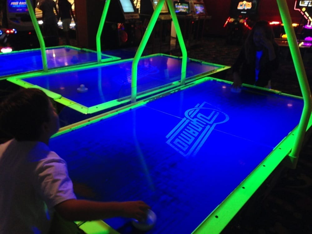 air hockey video games and carnival best fun for kids in vegas yelp. Black Bedroom Furniture Sets. Home Design Ideas