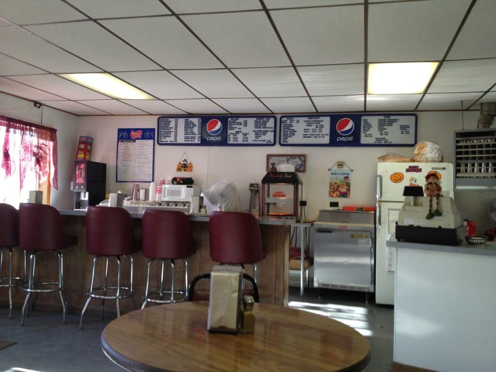Pizza Shed: 71 W Main, Pike, NY