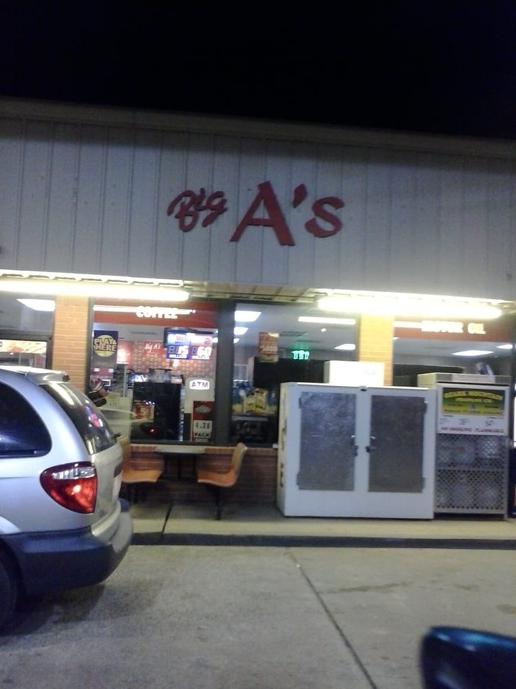 Big A's Convenience Stop: 1210 Fort St, Barling, AR