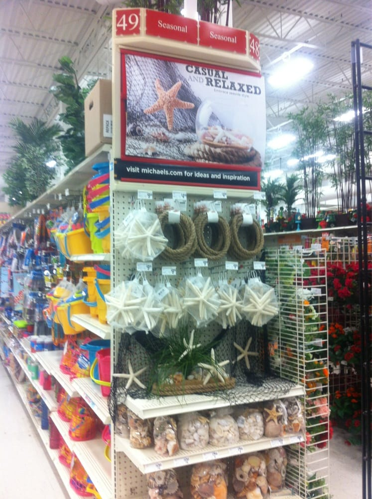Michaels 15 reviews arts crafts 240 n state rt 17 for Michaels crafts phone number