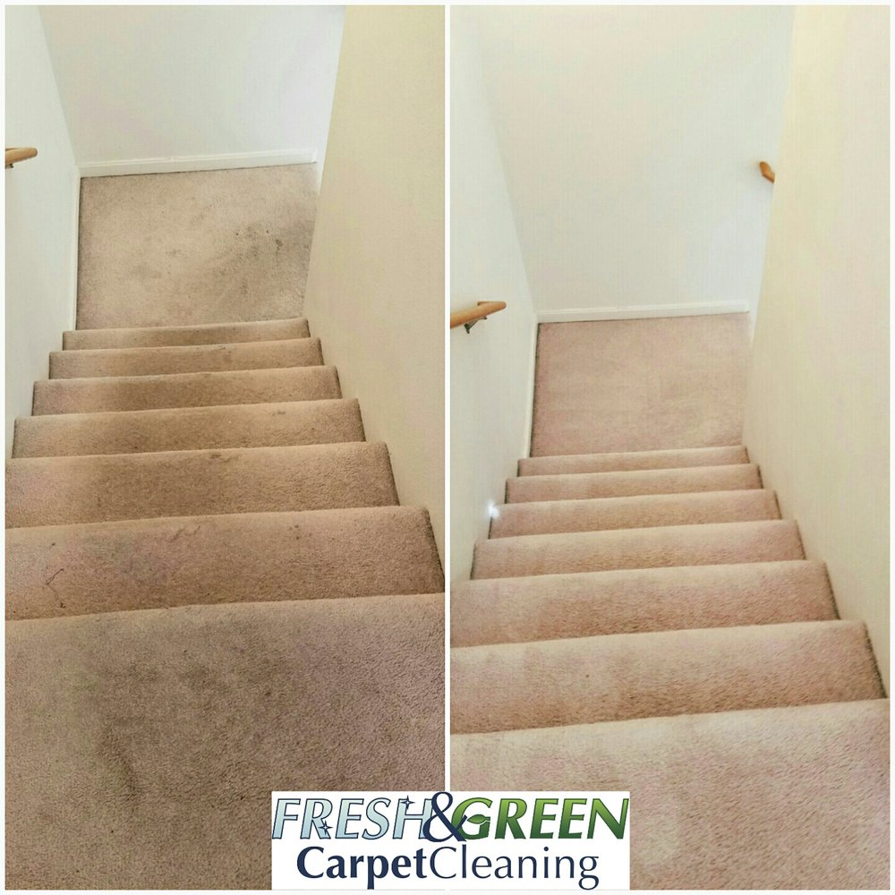 Fresh and Green Carpet Cleaning: 1721 N 15th St, Belleville, IL