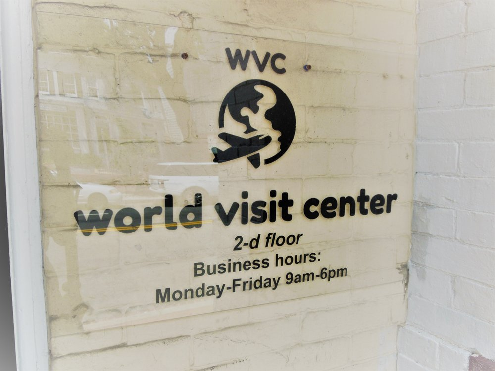 World Visit Center: 1680 Wisconsin Ave NW, Washington, DC, DC