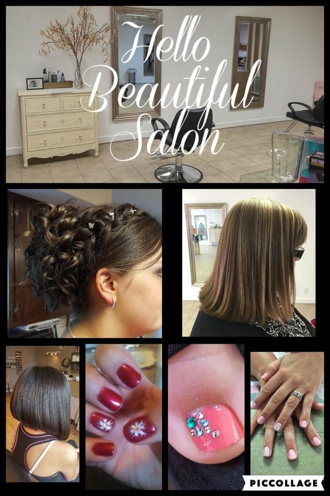 Hello Beautiful Salon: 119 Mill St, Lowell, IN