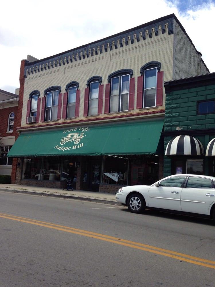 Coach Light Antique Mall: 213 N Main St, Nicholasville, KY