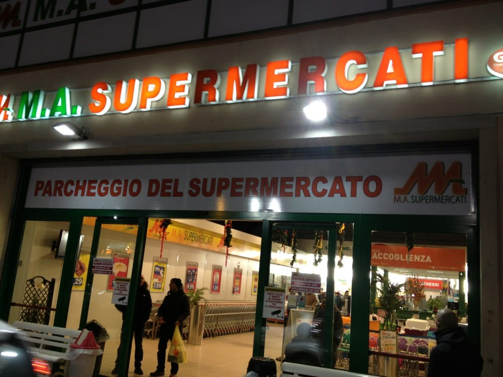 Supermercati Gros