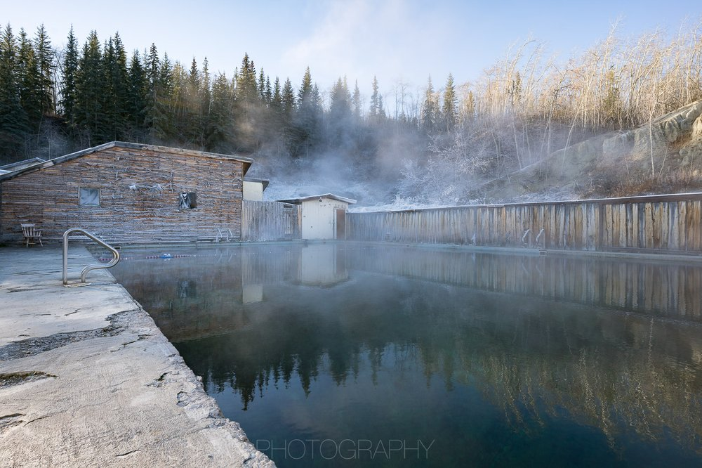 Circle Hot Springs: Circle Hot Springs, Central, AK