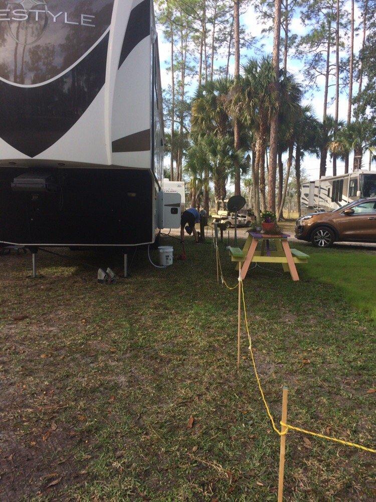 Christmas RV Park: 25525 E Colonial Dr, Christmas, FL