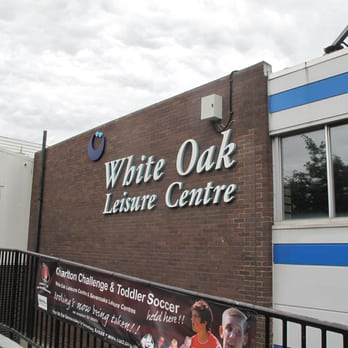 White oak leisure centre recreation centers hilda may - White oak swimming pool opening times ...