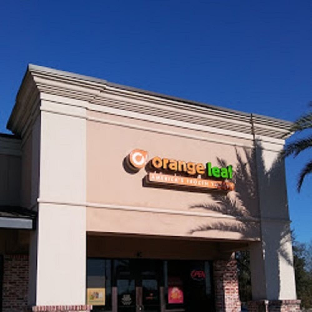 Orange Leaf Frozen Yogurt: 1826 Martin Luther King Jr Blvd, Houma, LA