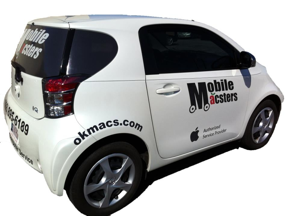 Mobile Macsters