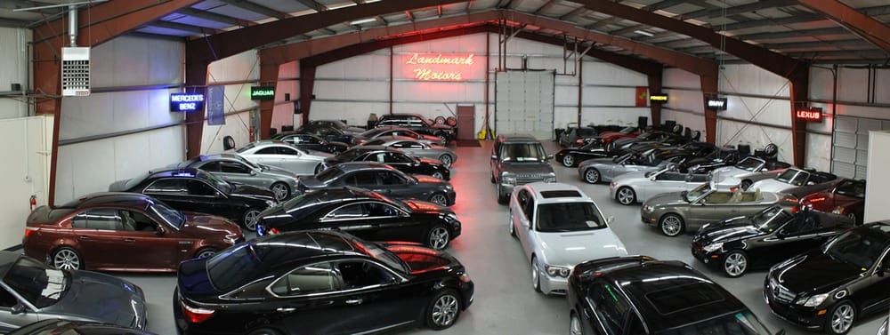 Landmark Motors Inc Closed 11 Reviews Kirkland Wa