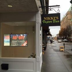 purchase cheap 81e83 68499 Nikki s Vapor Bar - Vape Shops - 667 Fort Street, Victoria, BC - Phone  Number - Yelp