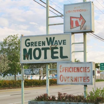 Photo Of Green Wave Motel Fort Myers Fl United States I Love