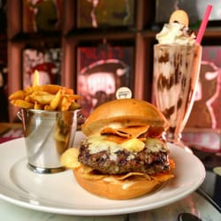 Photo Of Holsteins Shakes And Buns Las Vegas Nv United States My