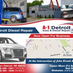 truck repair detroit mi