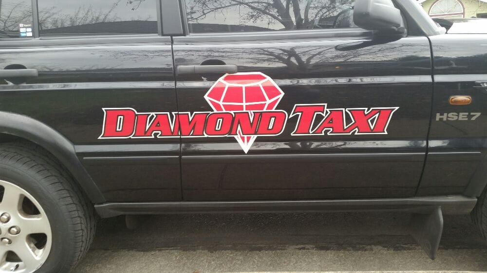 Diamond taxi: Central Point, OR