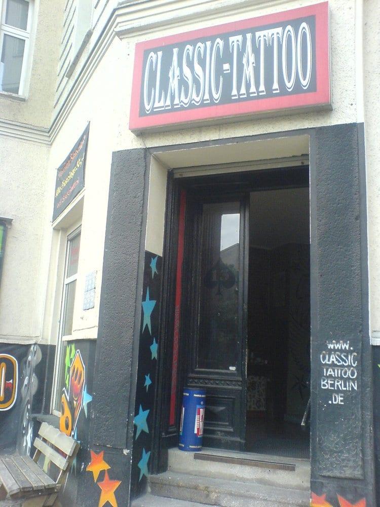 Classic Tattoo Berlin: Torstr. 37, Prenzlauer