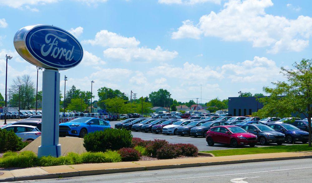 Jordan Ford Mishawaka >> Jordan Ford 30 Photos Car Dealers 609 E Jefferson Blvd