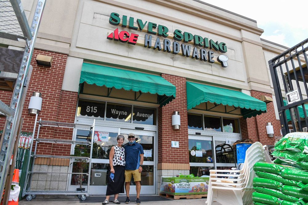 Silver Spring Ace Hardware: 815 Wayne Ave, Silver Spring, MD