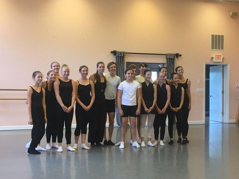 Champaign Ballet Academy: 2810 W Clark Rd, Champaign, IL