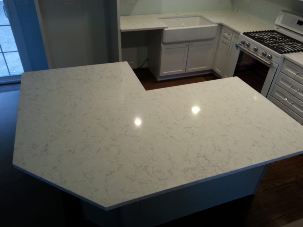 LG Viatera , Minuet By Art Granite Countertops Inc. Schaumburg IL ,  Www.artgranitecountertops.com   Yelp