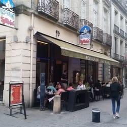 Restaurant Sympa Rue Sainte Catherine Bordeaux