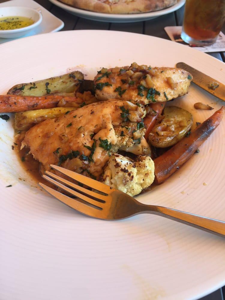 superb California Pizza Kitchen Alpharetta #6: Photo of California Pizza Kitchen - Alpharetta, GA, United States. Roasted garlic chicken