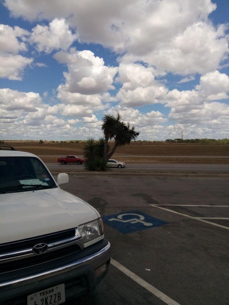 Live Oak Rest Area - Northbound: I-37 N, Three Rivers, TX