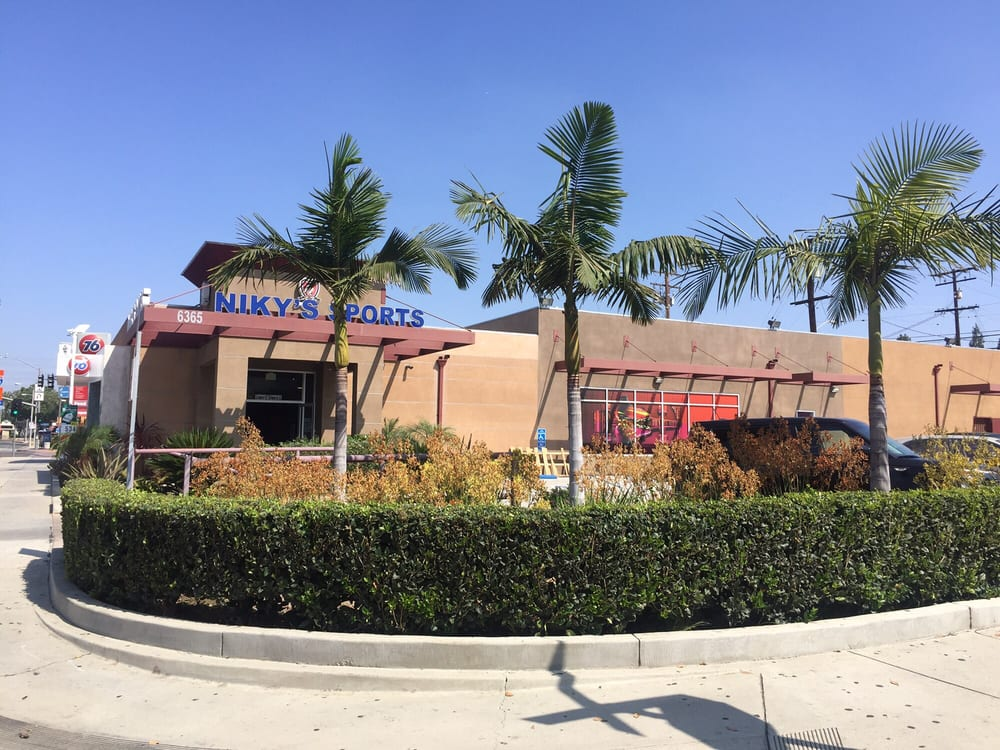 Niky's Sports: 6365 Florence Ave, Bell Gardens, CA