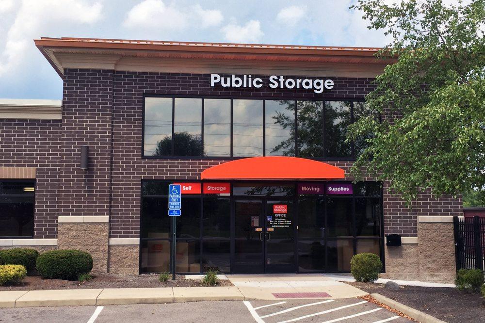 Public Storage: 3950 Bethany Rd, Mason, OH