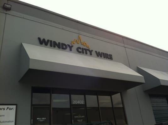 Windy City Wire - CLOSED - Electronics - 20402 87th Ave S, Kent, WA ...
