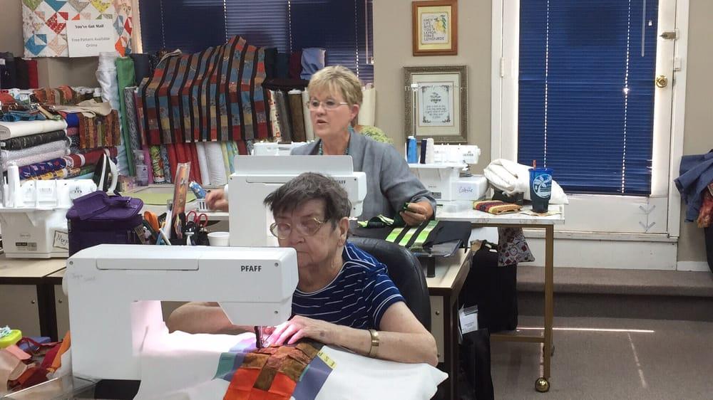 Fabric Shop: 100 W Park Ave, Ruston, LA