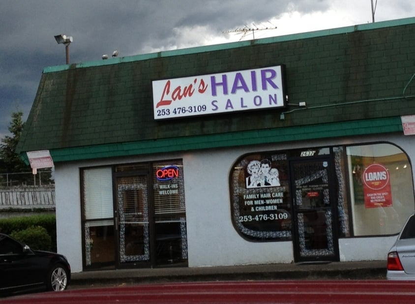 Lan s hair salon 17 beitr ge coiffeure 2632 s 38th for 38th street salon