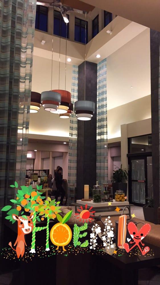 Hilton Garden Inn Phoenix North Happy Valley 21 Reviews Hotels 1940 W Pinnacle Peak Rd
