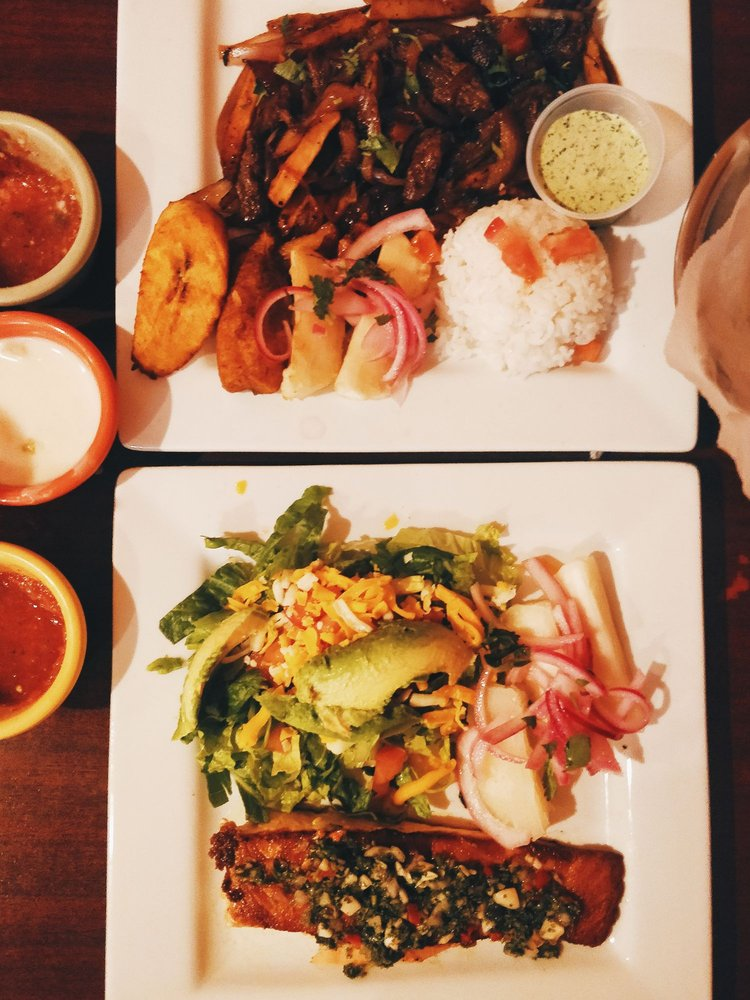 Zarate's Latin & Mexican Grill