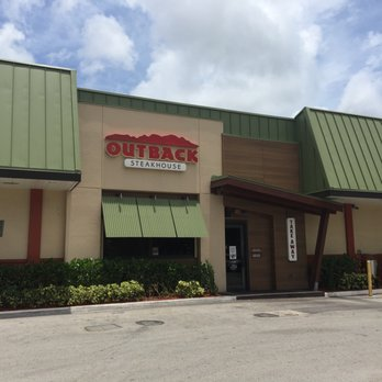 Oct 21,  · Outback Steakhouse, Miami: See unbiased reviews of Outback Steakhouse, rated 4 of 5 on TripAdvisor and ranked # of 4, restaurants in Miami.4/4().