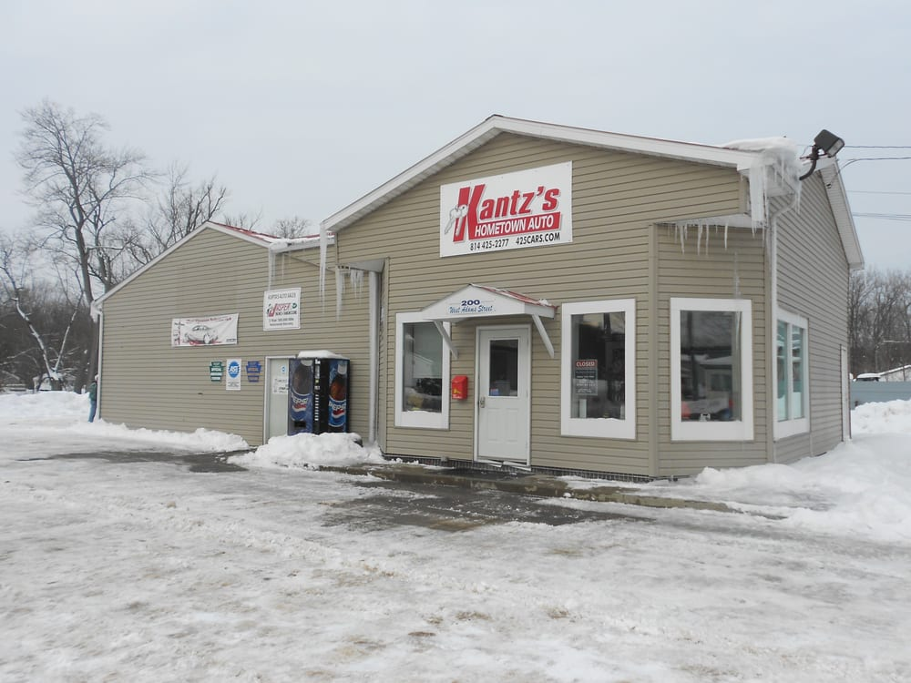 Kantz's Hometown Auto: 200 W Adams St, Cochranton, PA