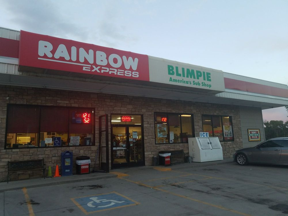 Rainbow Express: 30359 W Hwy 160, South Fork, CO