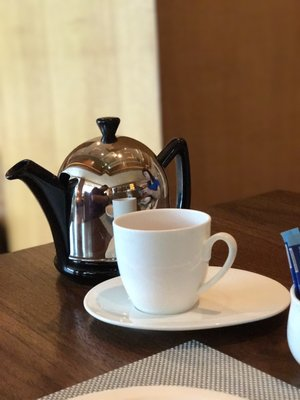 Tea Room At Amara Singapore Review