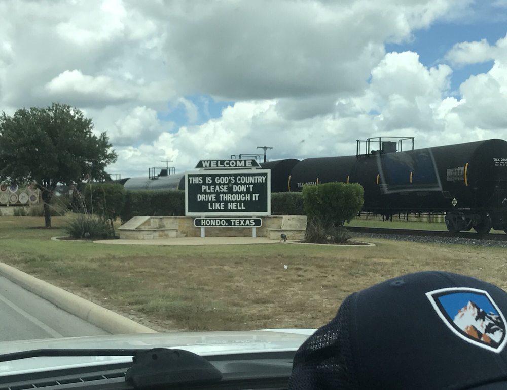 City of Hondo: 601 Harper, Hondo, TX