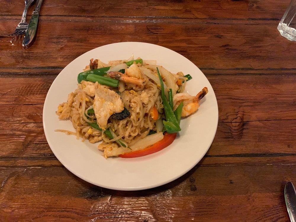 Food from Sivalai Thai Cuisine