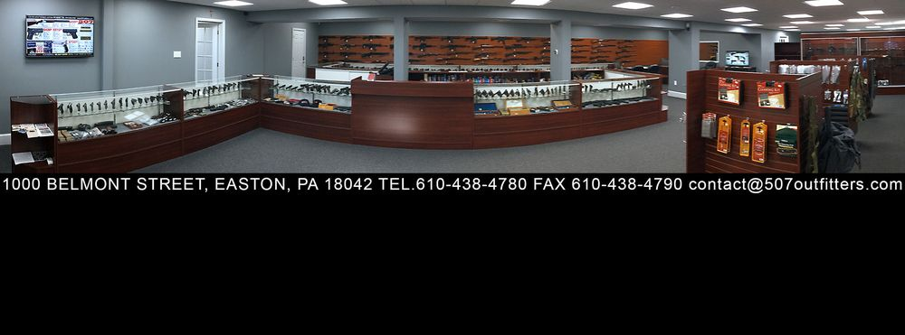 507 Outfitters: 1000 Belmont St, Easton, PA