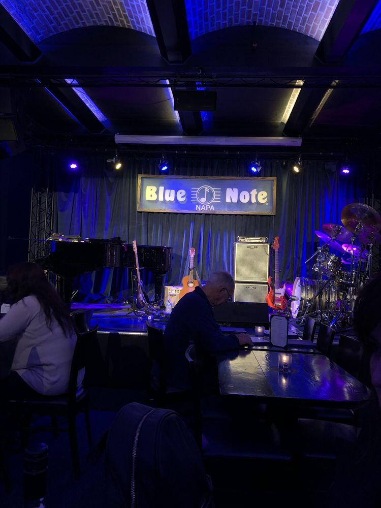 Blue Note Napa: 1030 Main St, Napa, CA