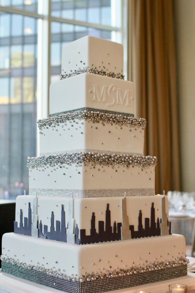 Chicago wedding cakes yelp