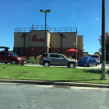 new products cdca3 c8ab7 Photo of Chick-fil-A - Salisbury, MD, United States. Drive