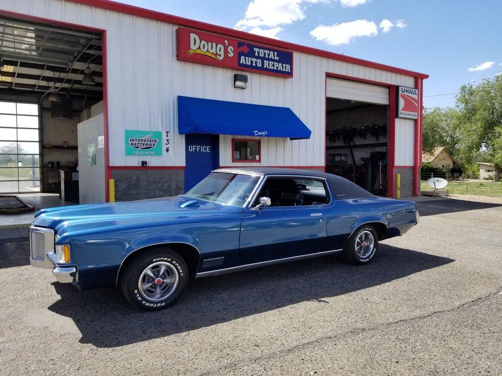 Doug's Total Auto Repair: 734 N State Rt 89, Chino Valley, AZ