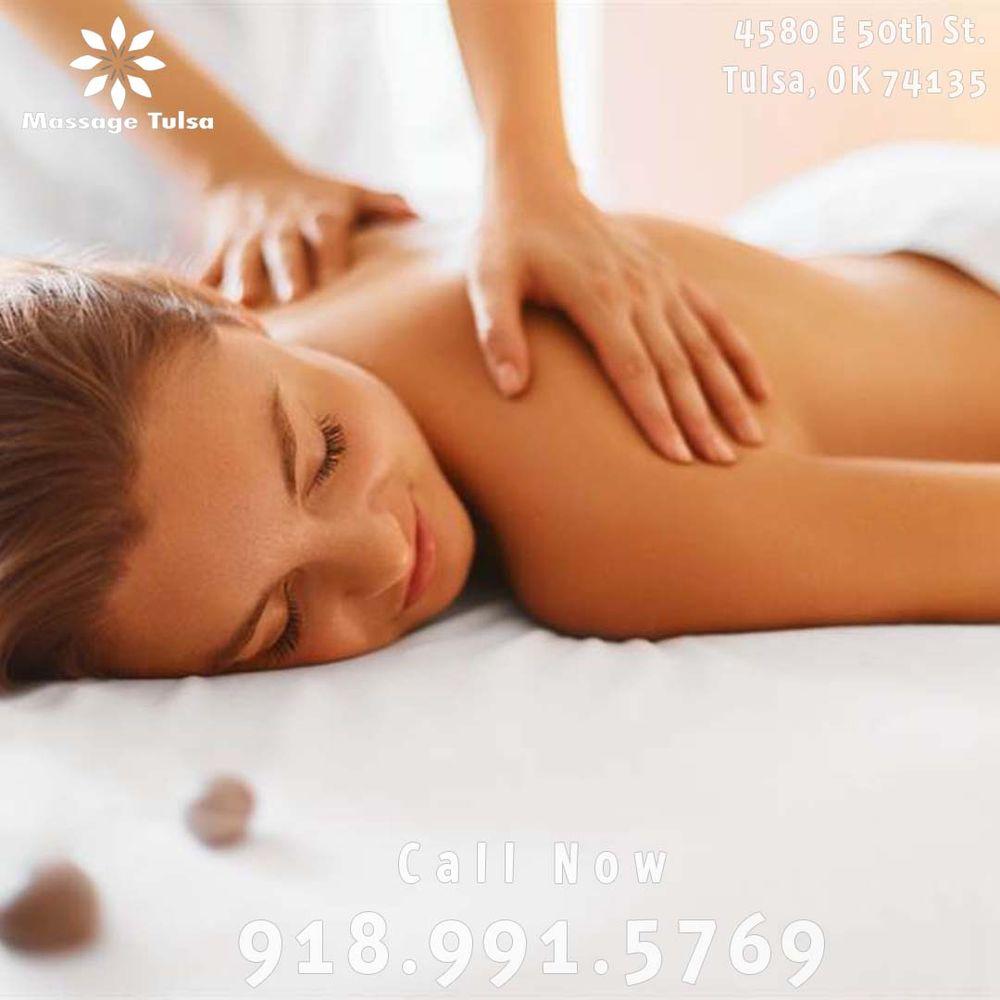 Massage Tulsa: 4580 E 50th St, Tulsa, OK